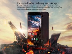 Nomu S20 – Budget Price IP68 Rugged Smartphone for just $136