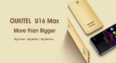 Oukitel U16 Max Coming Soon – 6-inch JDI Display and Release Details