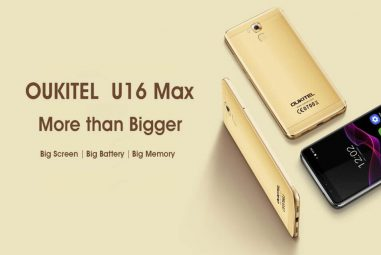 Oukitel U16 Max Metal Body, Camera Features and Fingerprint Explained