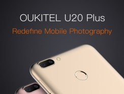 Oukitel U20 Plus – Camera and Design explained by Oukitel