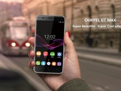Oukitel U7 Max Cheap and Best Entry Level Smartphone for just $62