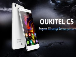 Oukitel C5 Release Date, Specifications and Price announced