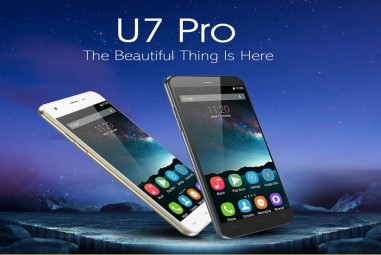 Oukitel U7 PRO Smartphone in Pre-sale at $69.99 or Win the Halloween contest to get it FREE