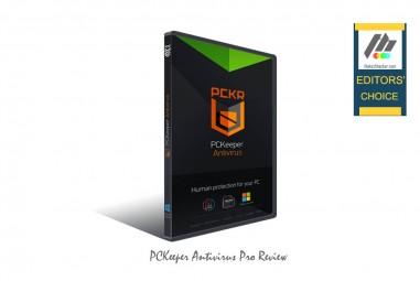 PCKeeper Antivirus Pro Review