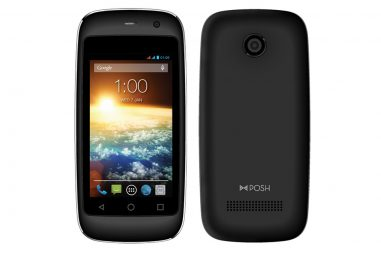 Posh Mobile Micro X S240, the World's Smallest Android Smartphone