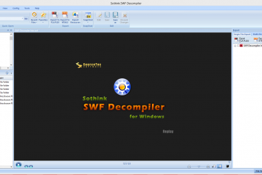 Easily Debug your SWF Flash Files with Sothink SWF Decompiler