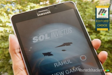 SOL Invictus: The Gamebook – Android Game Review