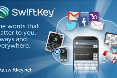 SwiftKey Beta For Android With Cloud Support & Trending Phrases