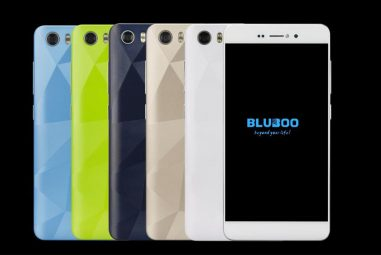 The First Official Video of Bluboo Picasso 4G Get Exposed