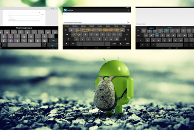 Top Three Android Keyboards That Help You To Type Faster