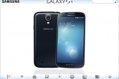 Try Samsung Galaxy S4 Online Using Samsung Galaxy S4 Simulator