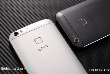 UMi Iron Pro Believed To Be Powerful Phone at an Affordable Price