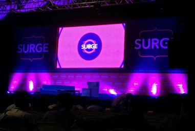 What's Happening at SURGE 2016 – Live