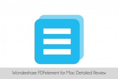 Wondershare PDFelement for Mac Detailed Review