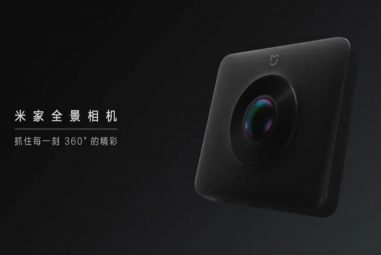 Xiaomi Mijia 3.5K Panorama Action Camera With Premium Specifications Released