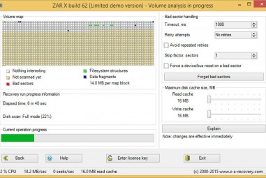 ZAR X Data Recovery For Windows Review