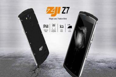 ZOJI Z6 And Z7 Rugged Smartphones Enhances The Way You Work