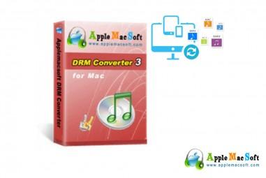 AppleMacSoft DRM Converter 3 for Mac Review