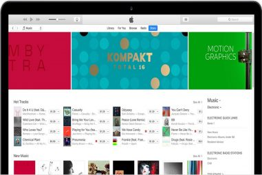 How to Change iTunes Account Details