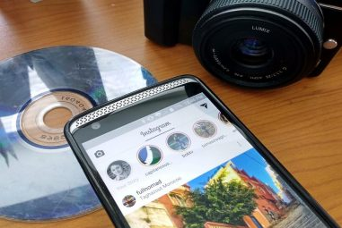 Instagram Pushes Media Blur Feature Alongside Two Factor Authentication