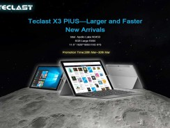 Teclast X3 Plus with 6GB RAM To Launch On Aliexpress Starting March 28 With Exclusive Offer